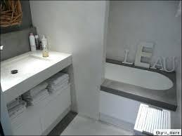 enduit carrelage cuisine enduit mur salle de bain bacton cirac pour plan de travail