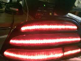 sn95 mustang tail lights horozontal led tail light conversion archive sn95forums the only