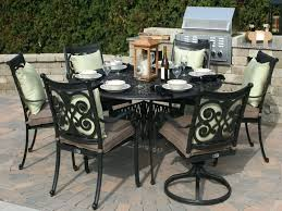 42 Inch Round Patio Table by Patio Ideas The Aluminum 5pc Amazon Dining Set Cast Aluminum