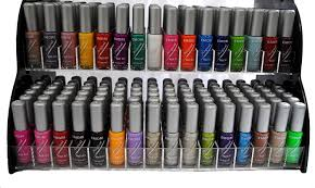 amazon com emori tm all about nail 50 piece color nail lacquer
