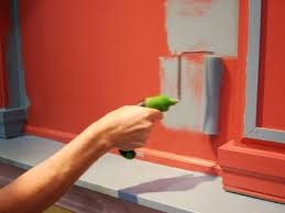 Average Cost For Interior Painting Cost Of Painting A Room Bedroom Wall Colour Combination For Small
