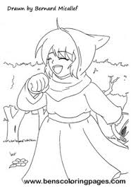 fairy tales coloring pages kids