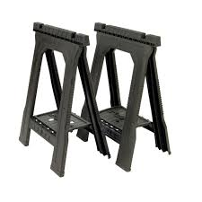 stanley folding work table sawhorses workmates at ace hardware