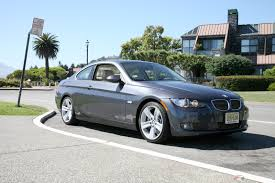 2007 bmw 335i coupe first drive benchmarking the benchmark
