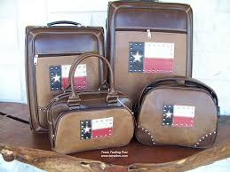 texas flag 4 piece texas luggage set i want this set for
