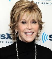 how to do hair like jayne fonda jane fonda met her at albuquerque airport years ago she looks