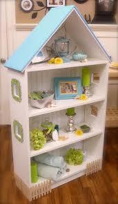 dollhouse bookcase beach cottage brick row house u2014 cute ikea