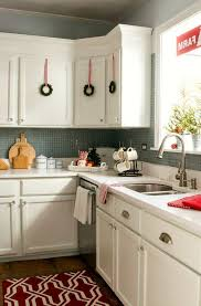 christmas decorations for kitchen cabinets kitchen ornaments decorations christmas decorating above kitchen