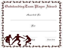 100 soccer team positions template 30 soccer award certificate