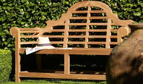 bramblecrest garden furniture lutyens bench