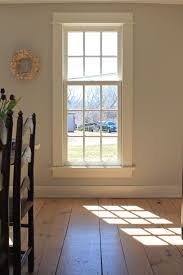 White Walls Grey Trim by Best 20 Pine Trim Ideas On Pinterest Interior Window Trim