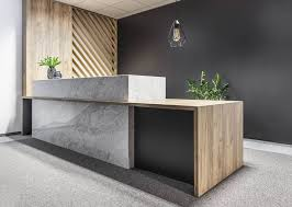 salon front desk furniture best 25 reception desks ideas on pinterest reception counter with