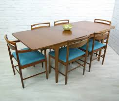 danish modern dining room furniture danish teak retro vintage mid century extending danish dining