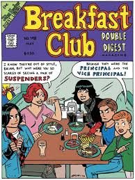 Breakfast Club Meme - popped culture the breakfast club vs the archies cool cool