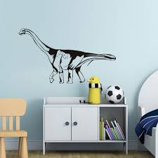 stick on wall online shop high quality stick on wall decor decals saltasaurus