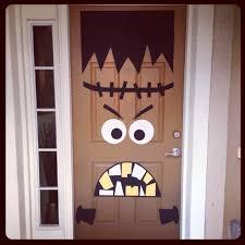 frankenstein door u0026 kid friendly and so much fun for halloween