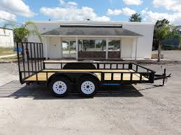 Aluminum Landscape Trailer by Leo Blogs Landscaping Trailers For Sale In Houston Texas