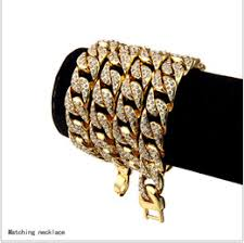 new arrival fashion 24k gp gold plated mens women mens 24k gold plated bracelets canada best selling mens 24k gold