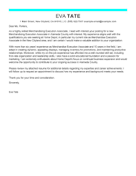 merchandiser cover letter sample merchandiser cover letter sample