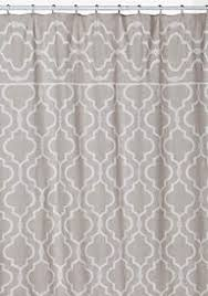 Coral And Grey Shower Curtain Shower Curtains Belk