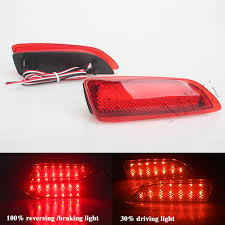 2011 toyota corolla brake light bulb 2pcs led red bulb for 2011 2012 toyota corolla lexus ct parking
