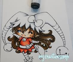 how to color and shade red copic markers my creative scoop