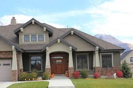 craftsman home exterior colors craftsman house exterior paint