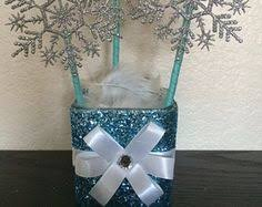 Winter Wonderland Centerpieces by Great Idea For A Winter Wonderland Themed Christmas Party Or A