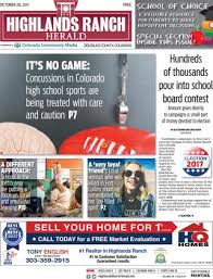 floor and decor highlands ranch highlands ranch herald 1026 by colorado community media issuu
