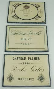home decor plaques 3 piece wine home decor plaques