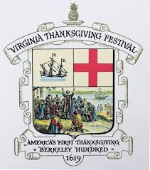 december 4 1619 thanksgiving is celebrated in virginia