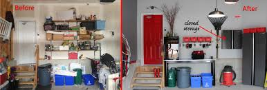 Garage Interior Design by Learning New Tricks With The Home Depot Canada U0026 Radio Flyer