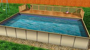 swimming pool discountershercules inground pool with special kit
