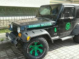 zombie hunter jeep russian zombie response team how do you kill something that is