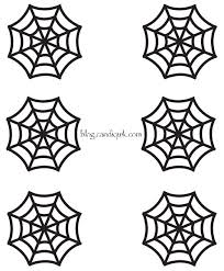 easy diy halloween cupcake toppers recipe spider webs