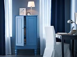 Brusali Cabinet by Isala Blue Cabinet With Adjustable Shelves I Love A Blue Bedroom