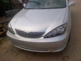 toyota camry 06 for sale lagos cleared lovely tokunbo 2006 toyota camry leather interior