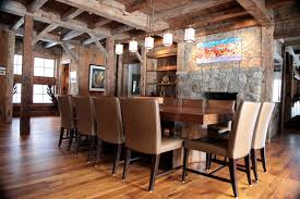 Dining Room Decorating Ideas Pictures Awesome 70 Light Hardwood Dining Room Decorating Inspiration Of