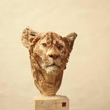 lioness sculpture lioness artcatto