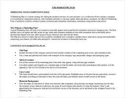 marketing strategy template u2013 13 word pdf documents download