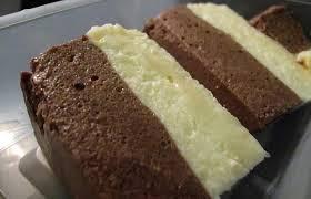 gâteau de fromage blanc choco vanille recette dukan pp par lili 1