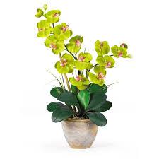 Orchid Flower Arrangements The 25 Best Silk Orchids Ideas On Pinterest Home Decor Floral