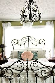 Paint Metal Bed Frame Far Above Rubies Saving The Antique Iron Bed