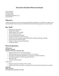 Resume Templates For Administrative Assistants Resume Samples Administrative Assistant