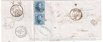 bureau de poste arlon philatélie hesbignonne