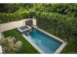 Pool Ideas For Small Backyard by Best 25 Small Pools Ideas On Pinterest Plunge Pool Small Pool