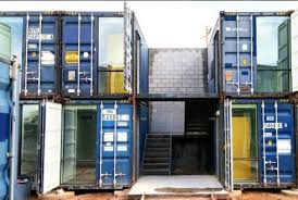 Shipping Container Apartments Opens West Coast S Shipping Container Housing Upi