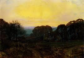twilight the vegetable garden 1869 john atkinson grimshaw