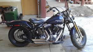 harley davidson softail cross bones motorcycles for sale