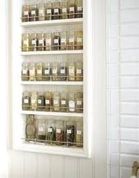 wall spice cabinet with doors homemade spice rack titok info